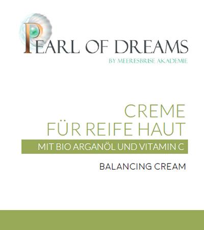 Kosmetikakademie-Meeresbrise-Oldenburg-Pearl-of-Dreams-Creme-fuer-reife-Haut