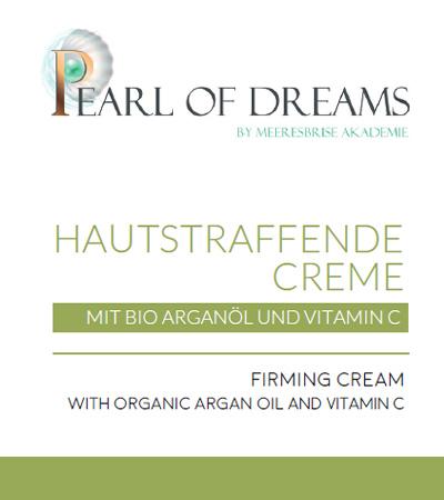 Kosmetikakademie-Meeresbrise-Oldenburg-Pearl-of-Dreams-Hautstraffende-Creme
